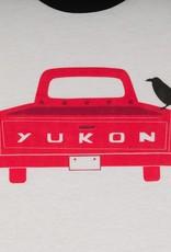 Unisex Yukon Truck Baseball T-shirt