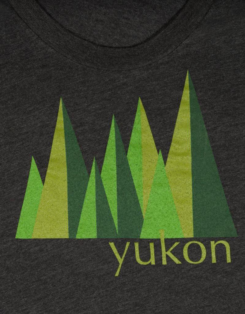 Women's Yukon Green Trees T-shirt