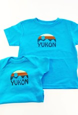 Kids Yukon Sun T-shirt