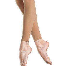 Bloch Girls 'Endura' Footless Tights