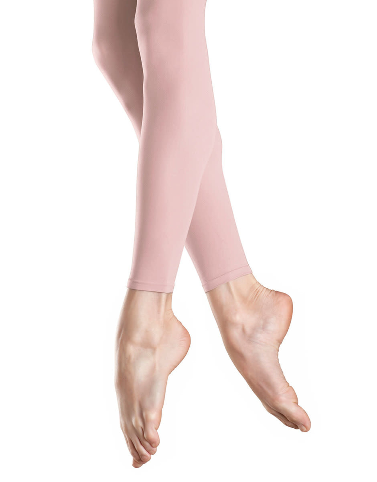 Bloch Child Contoursoft Footless Tights
