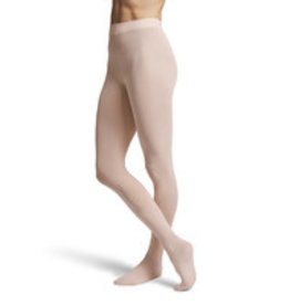 Bloch Adult Contoursoft Footed Tights