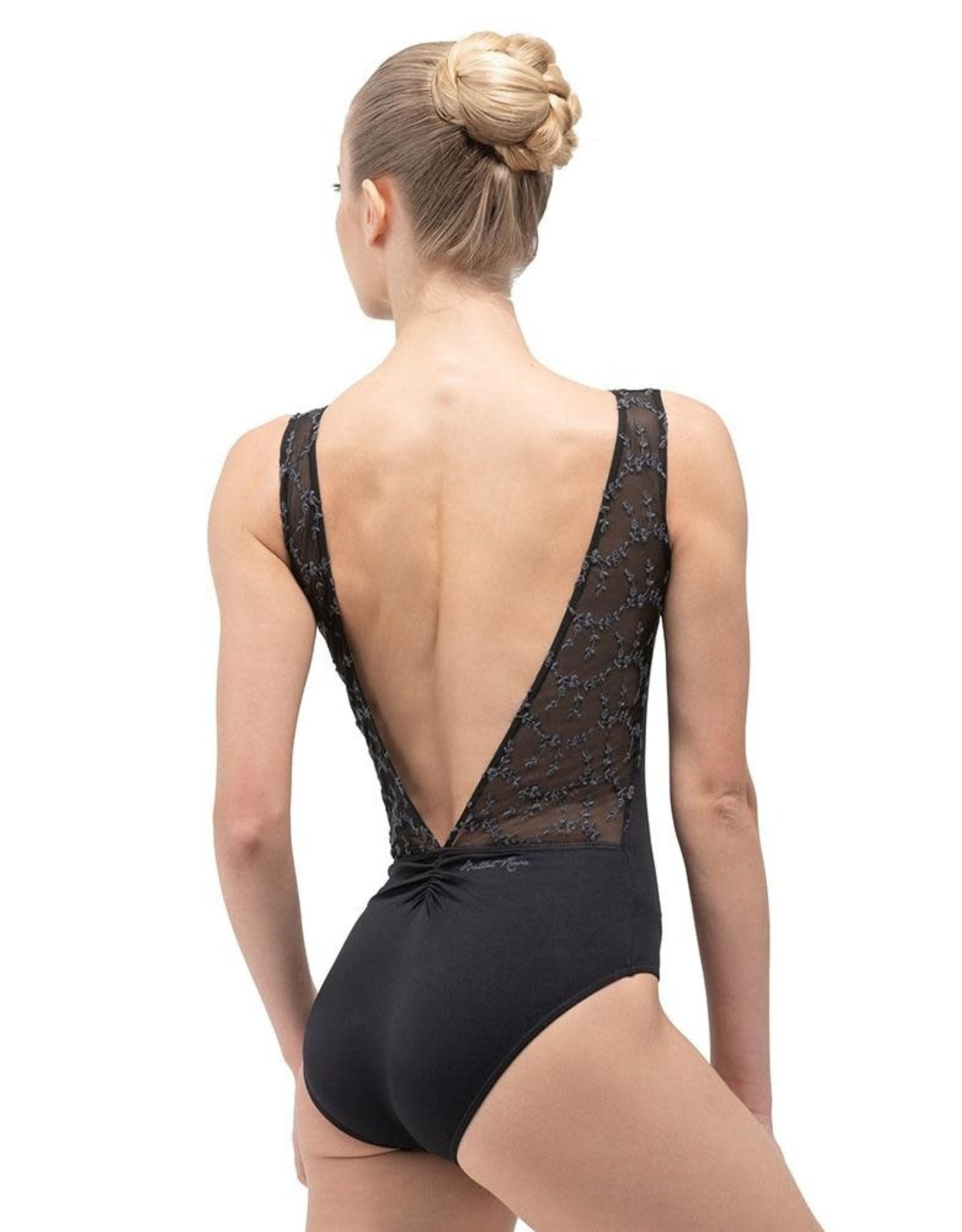 Ballet Rosa Antonia Embroidered Leotard