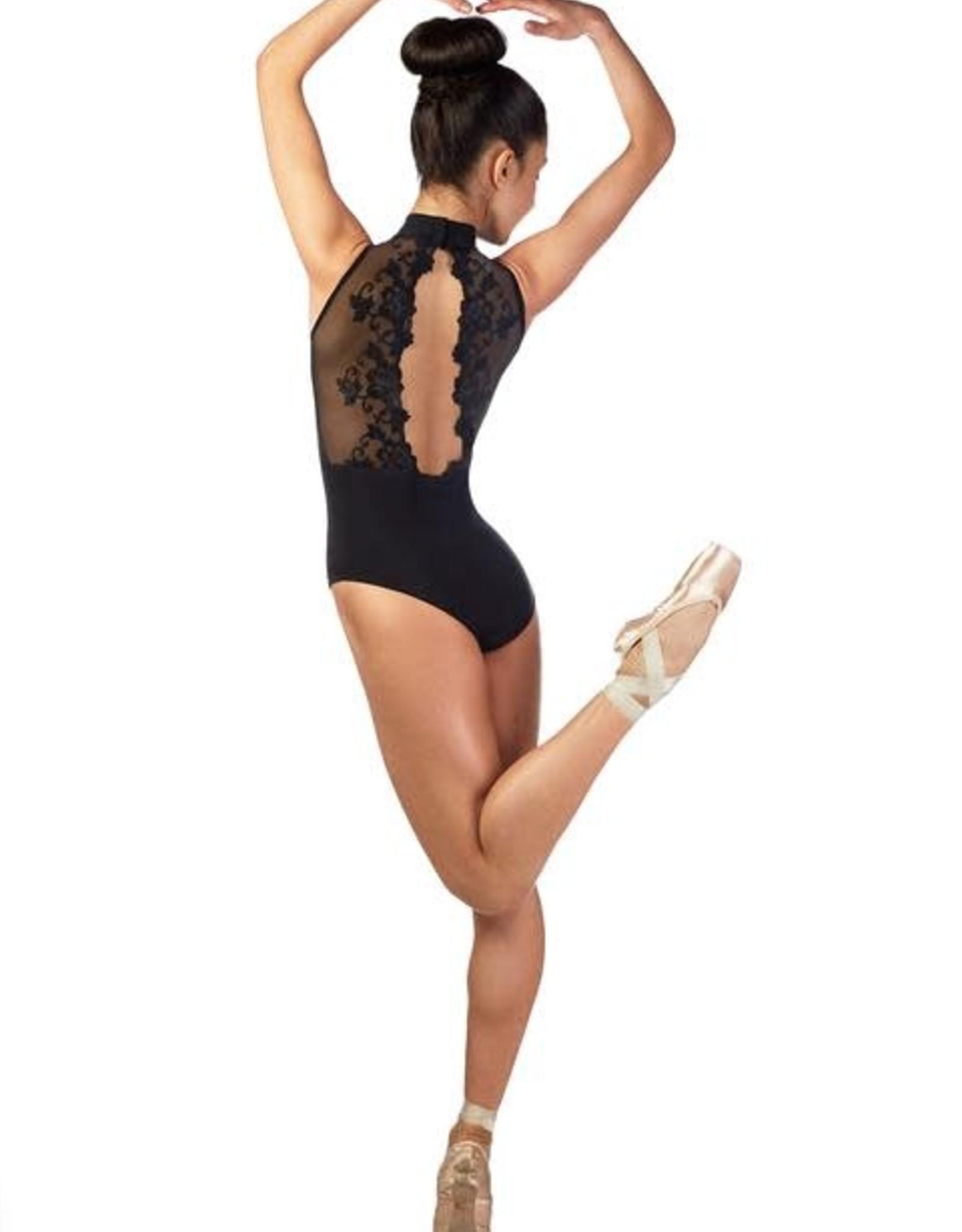 Ballet Rosa Amelie Open Back Leotard
