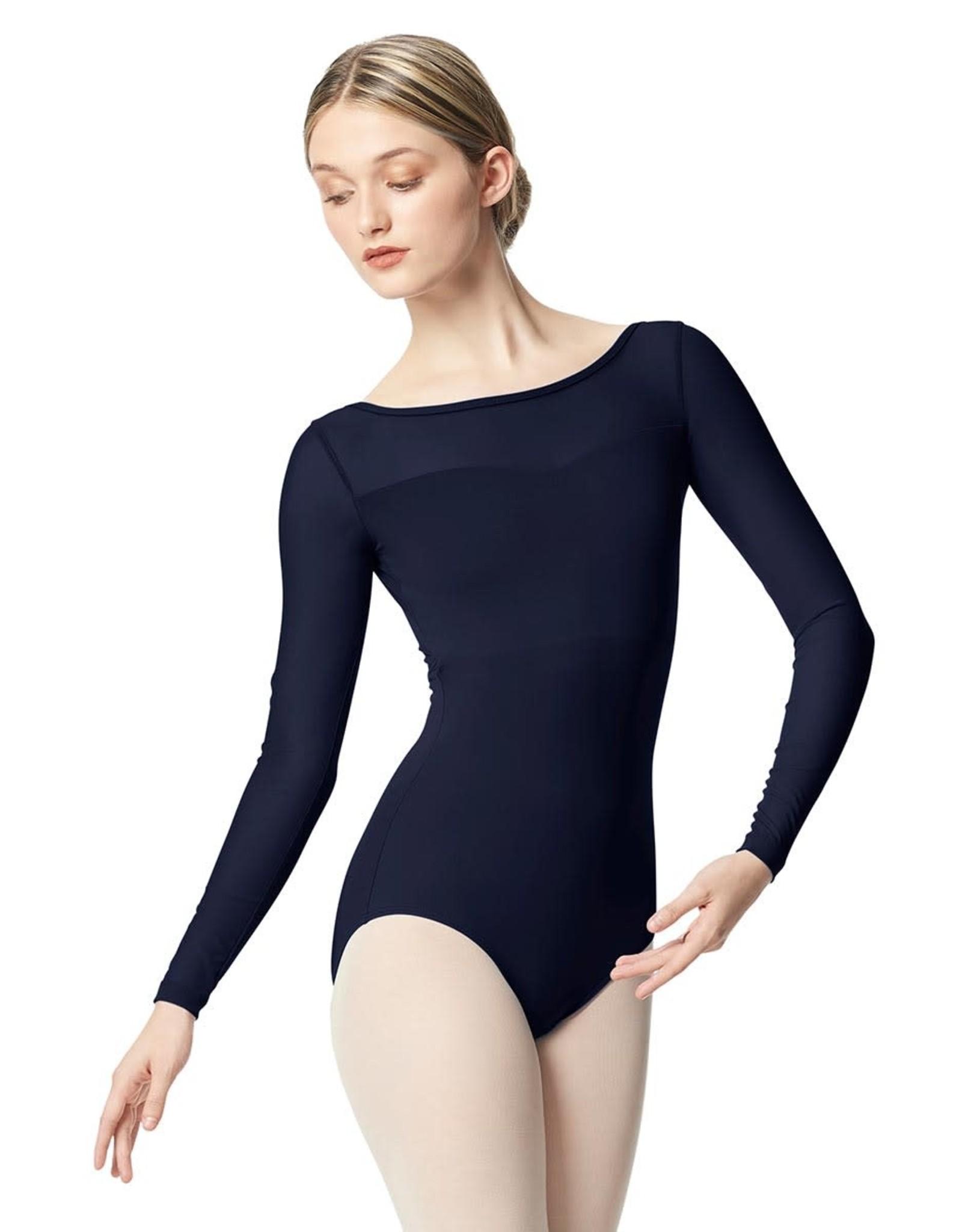 Lulli Dancewear Lada Long Sleeve Leotard