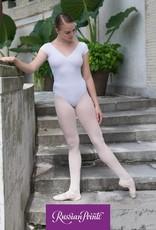 Russian Pointe Vivante Stretch Canvas Ballet Slipper