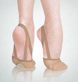 Body Wrappers Twyla II - Adult Leather Half Sole
