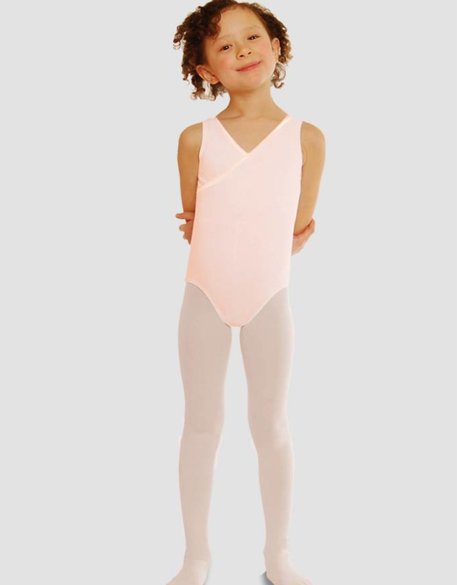 Gaynor Minden Mini Minden Girls Footed Tights