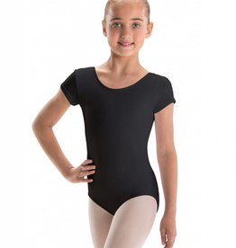 Motionwear Child Cap Sleeve Leotard