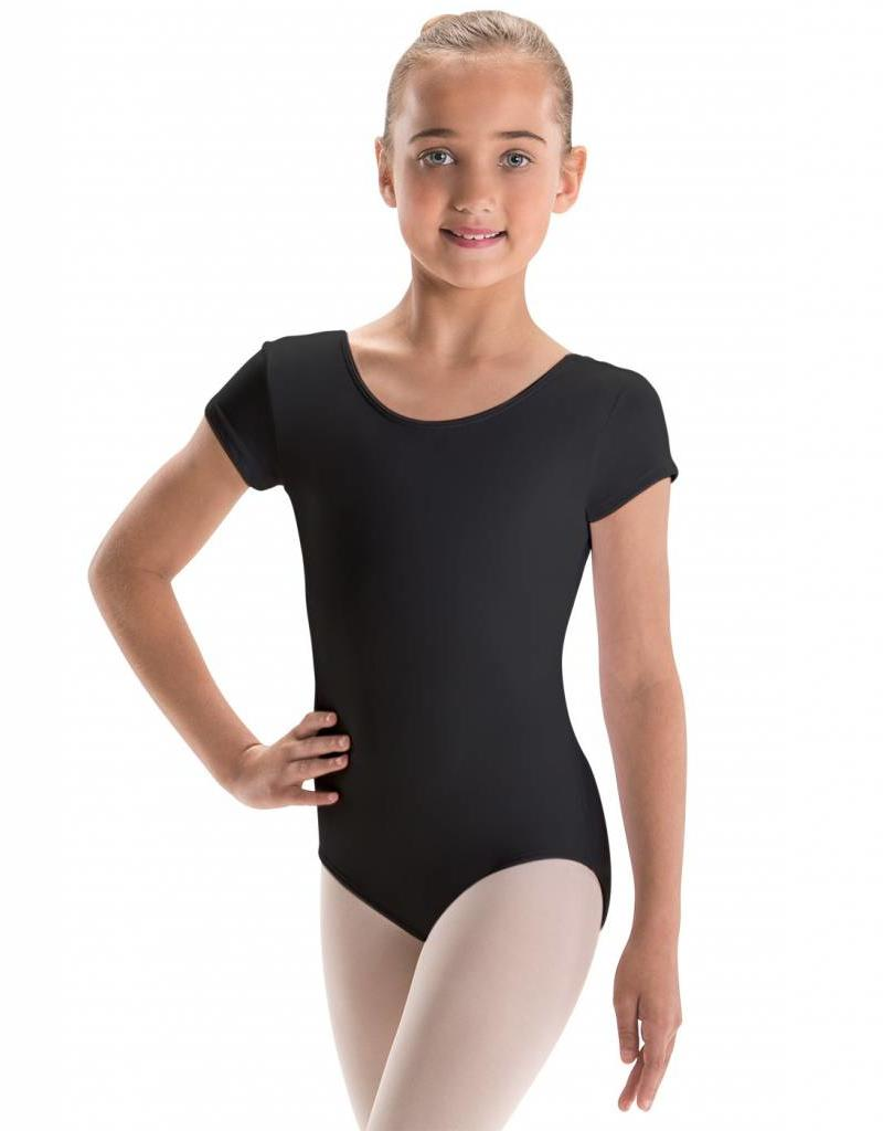 47829934c Motionwear Child Cap Sleeve Leotard - SOLEUS DANCE   FITNESS WEAR