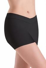 Motionwear V-Waist Shorts in Dri-line
