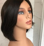 9'' Straight Brunette Famous Maker European Wig 1212/E1801