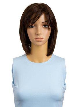 Yaffa 13'' Straight Brunette Yaffa Wig 1717/CW1717