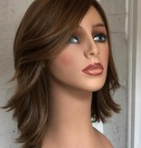 Famous Maker 13'' Straight Brunette Famous Maker Wig 1818/853