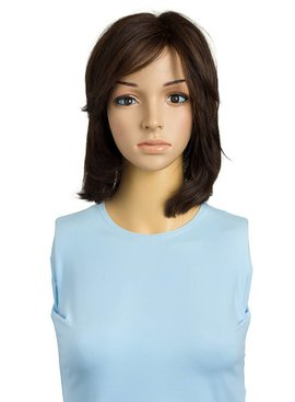 Miri 10'' Straight Brunette Miri European Wig 1879/14577