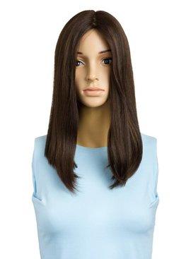 Raquel 18'' Straight Brunette Raquel Wig 2021/NONE