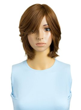 "Dini 12"" Straight Blonde Dini Wig 1136"