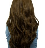 "Miri Supreme 25"" Straight Light Brown/Dark Blonde Miri Wig 1456"