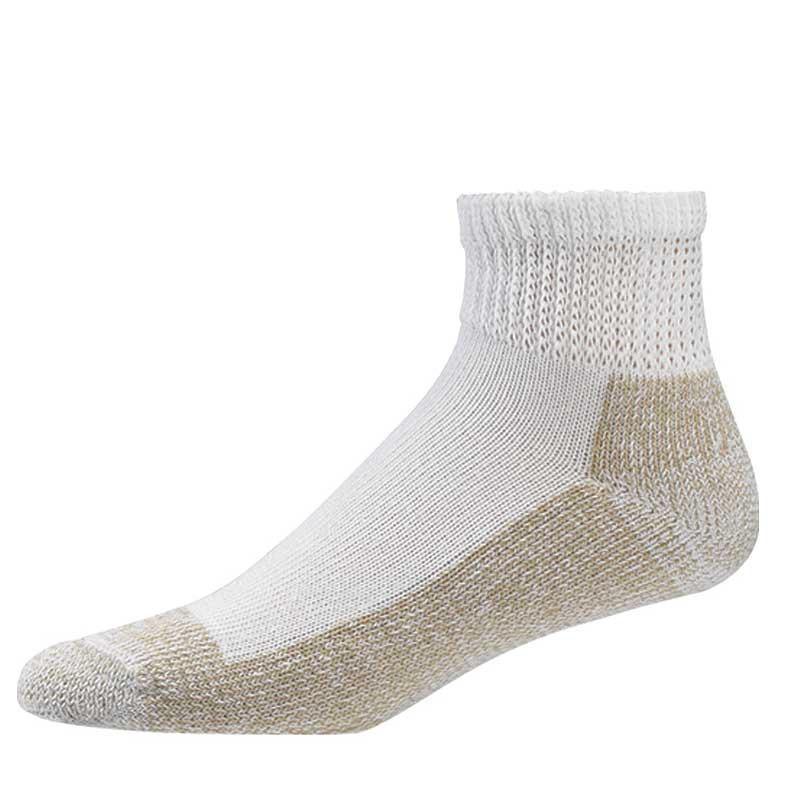 Aetrex Aetrex Copper Non-Binding Cushion Ankle
