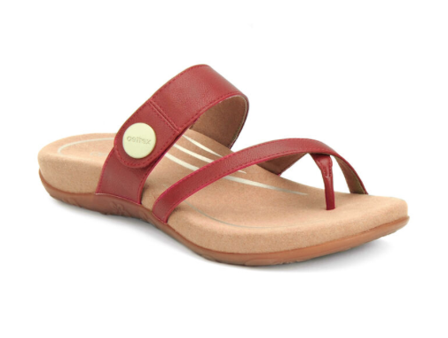 Aetrex Izzy Adjustable Slide Sandal