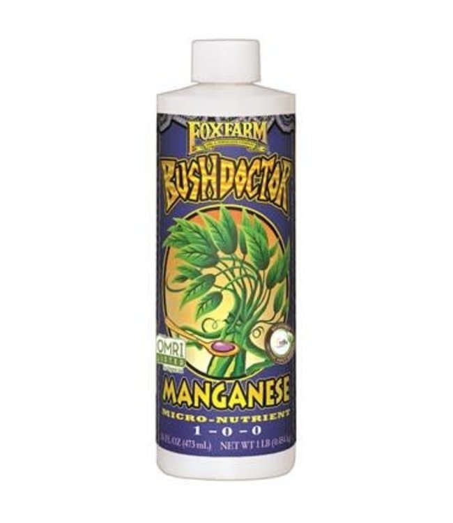 FoxFarm BushDoctor Manganese 1 pt