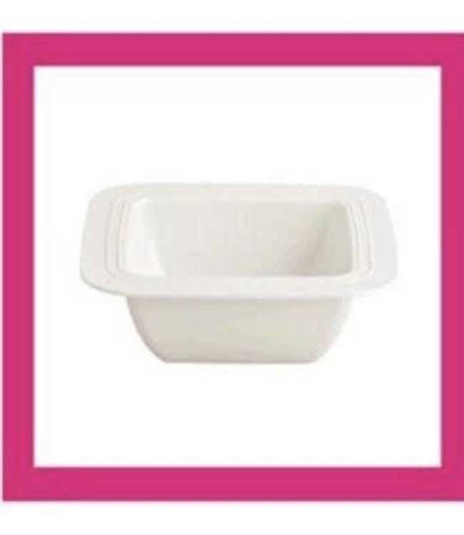 Melamine Bowl Square