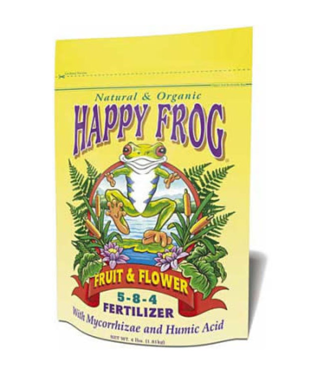 Happy Frog Fruit and Flower 4lbs