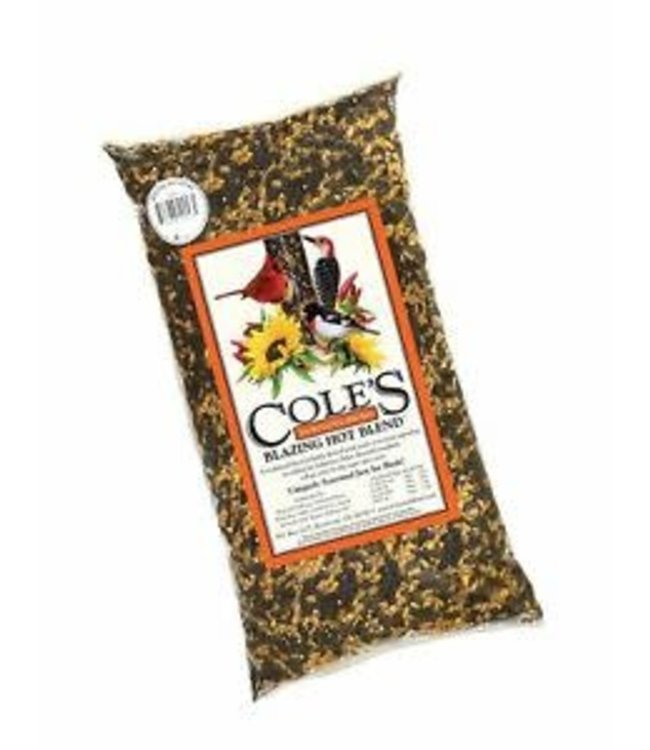 Cole's Blazing Hot Blend
