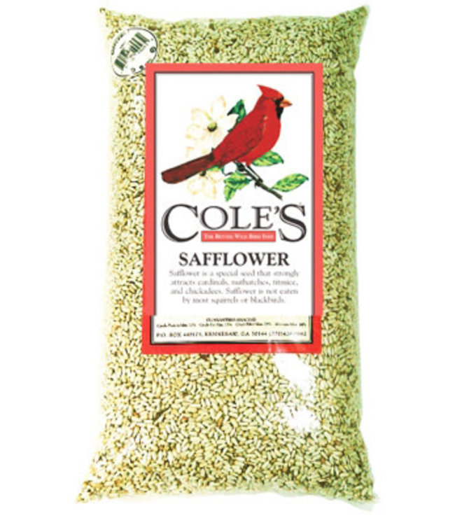Cole's Safflower Seed