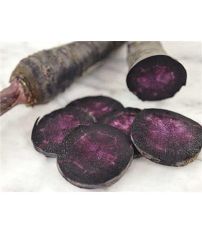 Baker Creek Carrot - Pusa Asita Black Seed