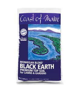 Monhegan Black Earth Premium Top Soil 1 cuft