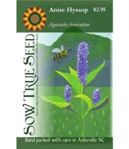 Sow True Seed Anise Hyssop