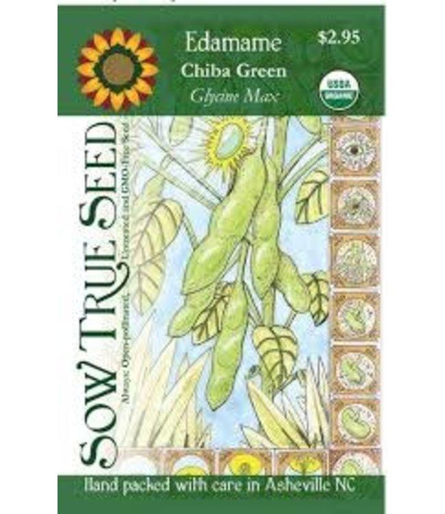 Sow True Seed Edamame - Chiba Green Organic