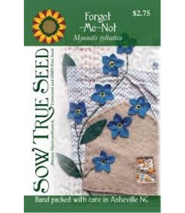 Sow True Seed Forget-Me-Not
