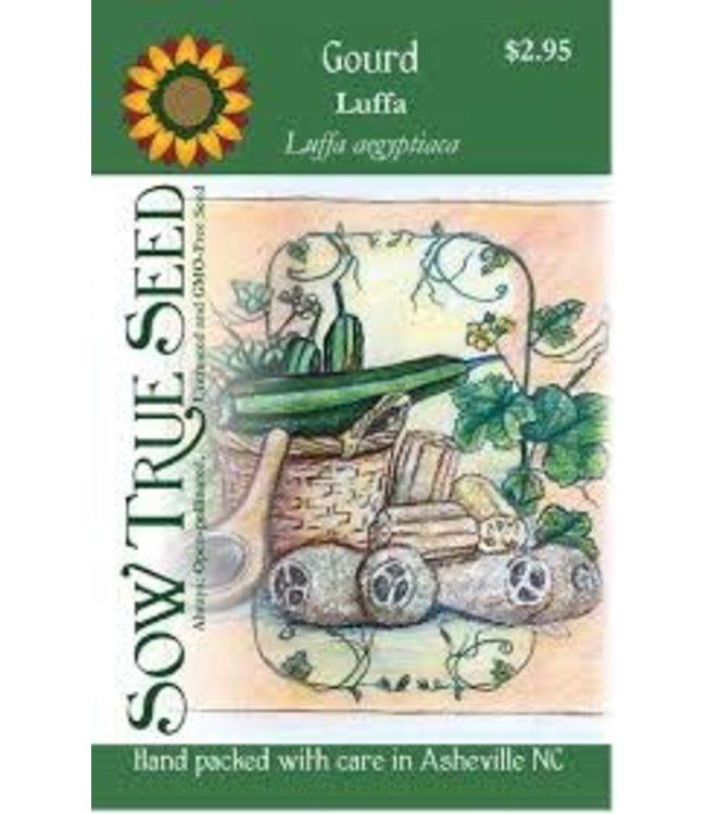 Sow True Seed Gourd - Luffa