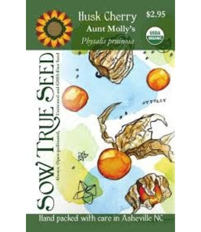 Sow True Seed Husk Cherry - Aunt Molly's