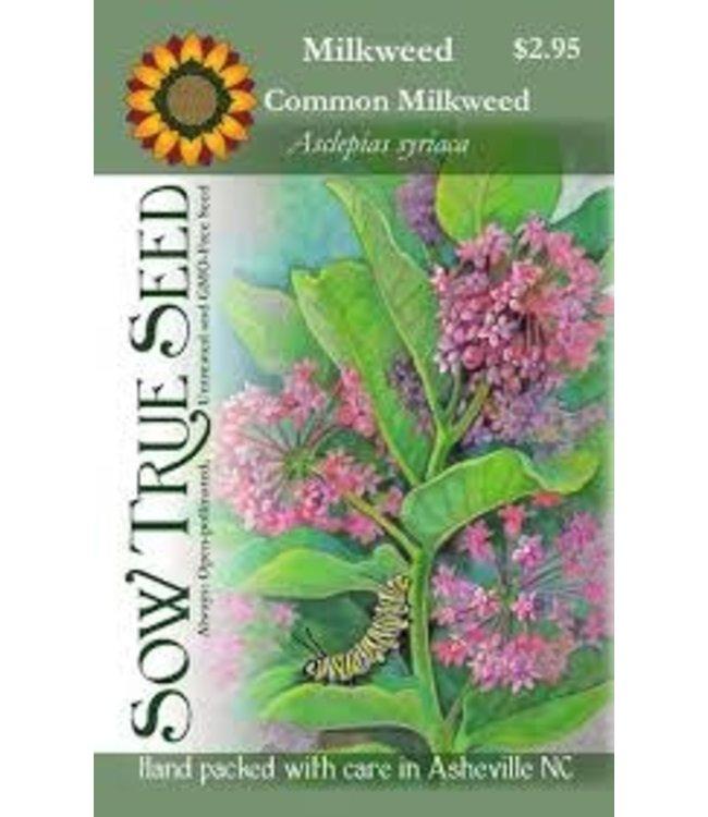 Sow True Seed Milkweed - Common