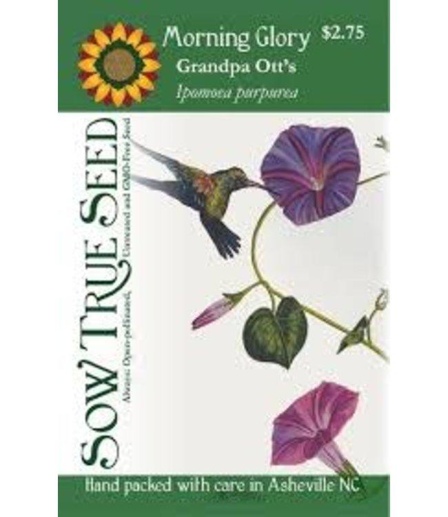 Sow True Seed Morning Glory - Grandpa Ott's
