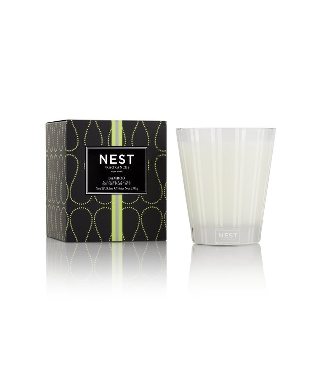Nest Candle Bamboo 8 oz