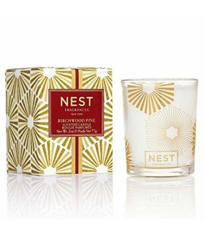 Nest Candle Birchwood Pine 2 oz