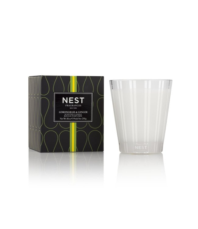 Nest Candle Lemongrass/Ginger 8 oz