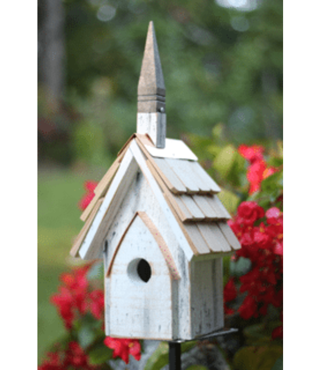 Heartwood Co Classic Chapel Birdhouse