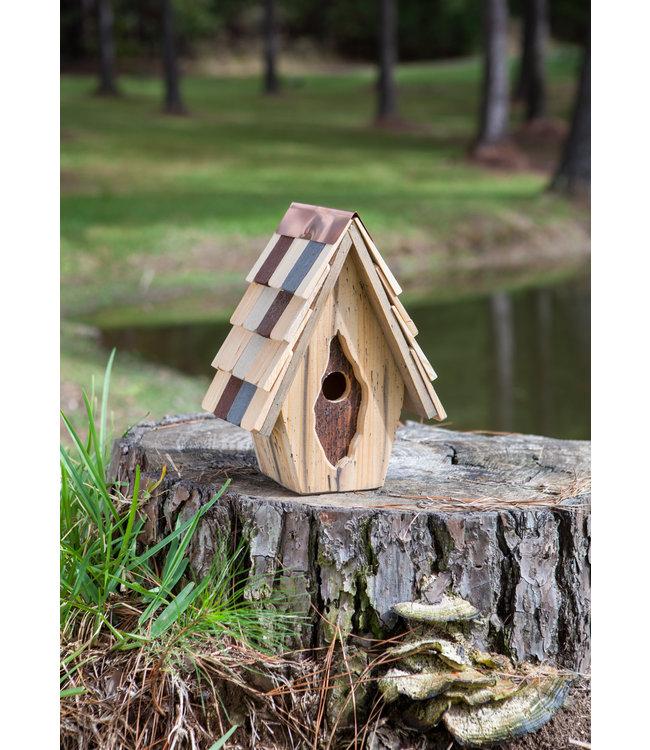 Heartwood Co Vintage Wren Birdhouse