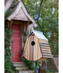 Heartwood Co Rock-A-Bye-Birdie Birdhouse