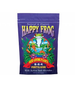 FoxFarm Happy Frog Acid Loving Fertilizer 4 lbs