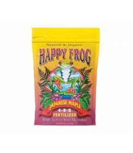FoxFarm Happy Frog Japanese Maple Fertilizer 4 lbs