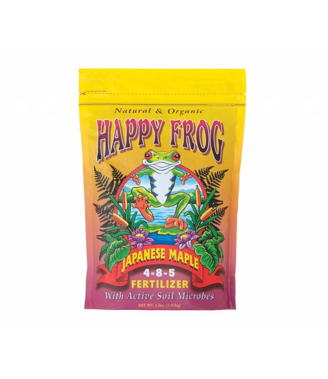 FoxFarm Happy Frog Japanese Maple Fertilizer 4 lbs