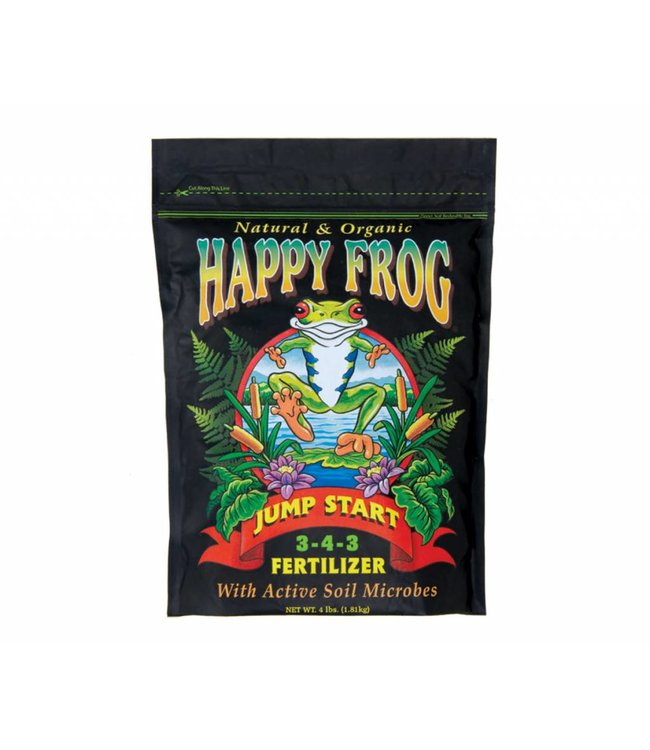 FoxFarm Happy Frog Jump Start Fertilizer 4 lbs