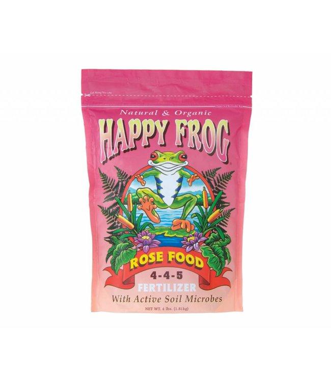 FoxFarm Happy Frog Rose Food Fertilizer 4 lbs