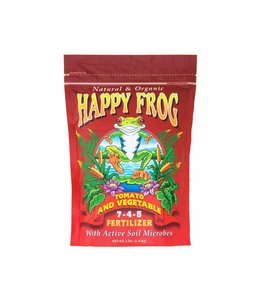 FoxFarm Happy Frog Tomato & Veg Fertilizer 4 lb